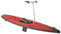 Доска Hobie Mirage Eclipse Dura Series 10'6''