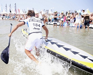 Mercedes-Benz SUP World Cup 2016