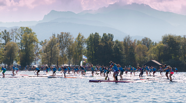 Internationale SUP Alps Trophy 2016