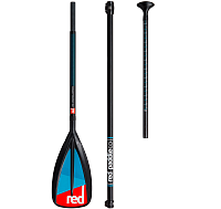Весло SUP разборное RED PADDLE 2018 GLASS NYLON (3 piece) CamLock