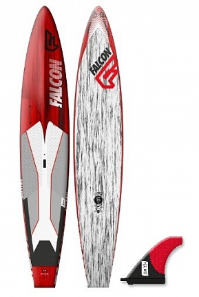 "Жесткая доска SUP Fanatic Falcon Carbon 14'0""x24.75"""