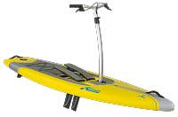 Доска Hobie Mirage Eclipse 10'6''