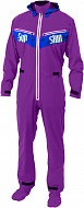 ГИДРОКОСТЮМ ULTIMATE MEN'S WINTER TOURING PADDLE SUIT Purple/Size L