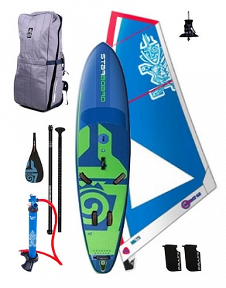 Комплект STARBOARD 2018 WATERMAN PACKAGE WINDSUP INFLATABLE BLEND